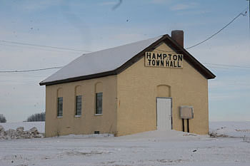 Old Hampton Township Hall